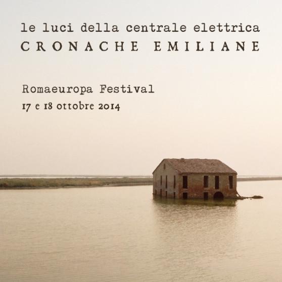 Cronache Emiliane - LE LUCI DELLA CENTRALE ELETTRICA